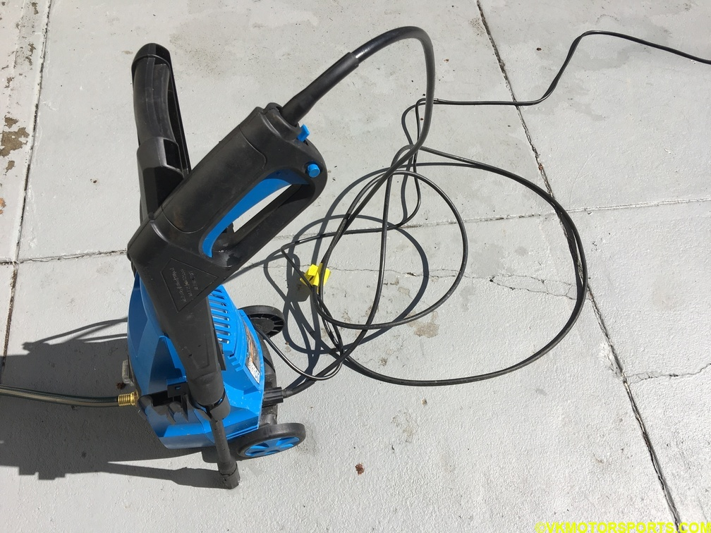 Figure 2. Power Washer